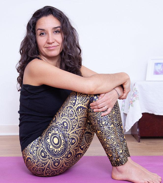 Haydee Velasco Flores. Yoga Teacher at Leyton Yoga.
