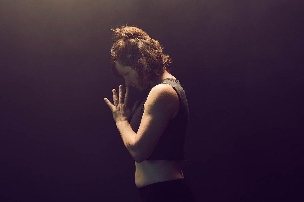 Catrin Osborne, Yoga teacher at Leyton Yoga