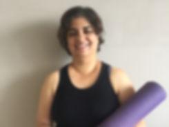 Rakhee Jasani. Yoga Teacher at Leyton Yoga.
