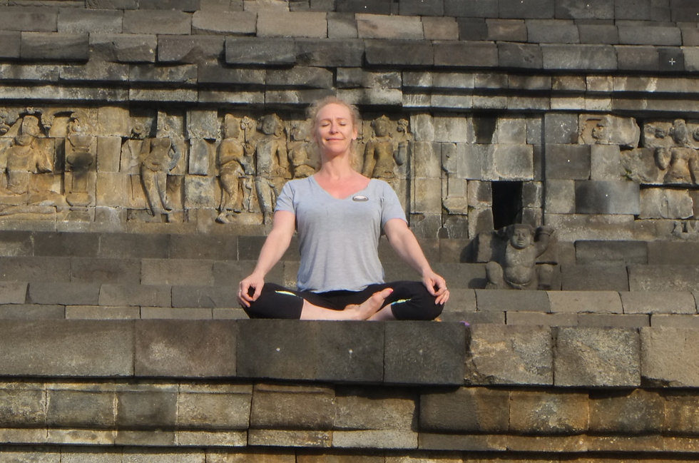 Nicola Glen-Backhurst. Yoga Teacher at Leyton Yoga.