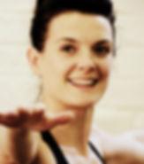 Helen Wadge. Yoga Teacher at Leyton Yoga.