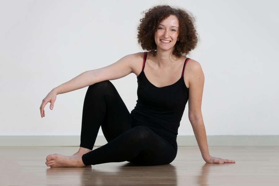 Alexandra Gray. Yoga Teacher at Leyton Yoga.