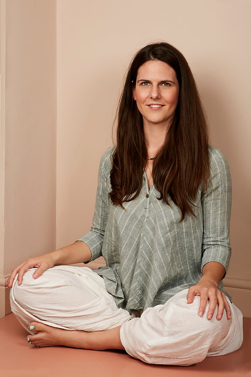 Letizia Ghisletta. Owner, Manager, and Teacher at Leyton Yoga.
