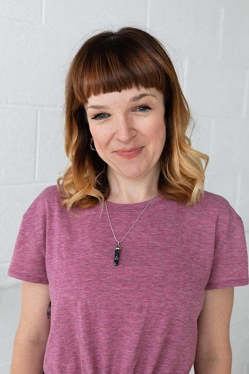 Abby Worth, Yoga teacher at Leyton Yoga