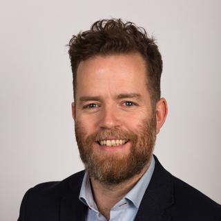 Austin Nicholas - CEO