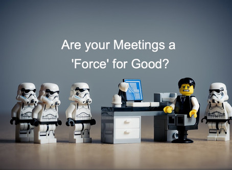 Was your last meeting, time well spent?