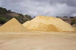 Sand Top Soil Dirt Fill Land scape