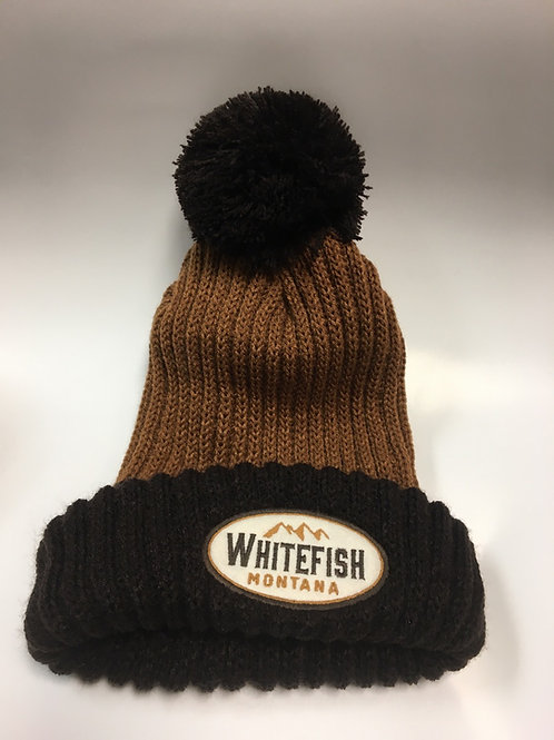 Winter Mountain Hat