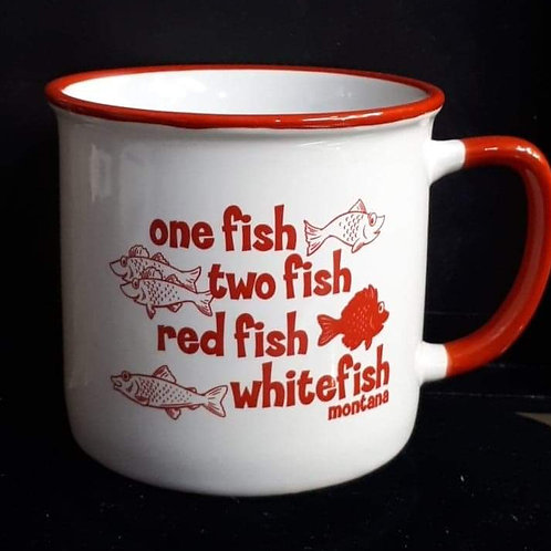One Fish Mug