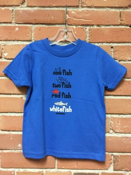 Youth Blue 1 Fish