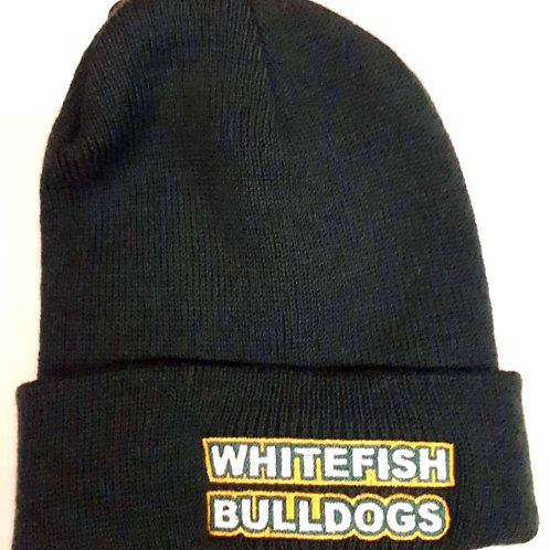 Whitefish Bulldog Winter Hat