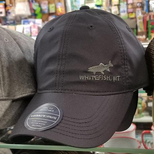 Black Fish Hat