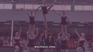 Les Wolfpack à Cheer For Me 2017