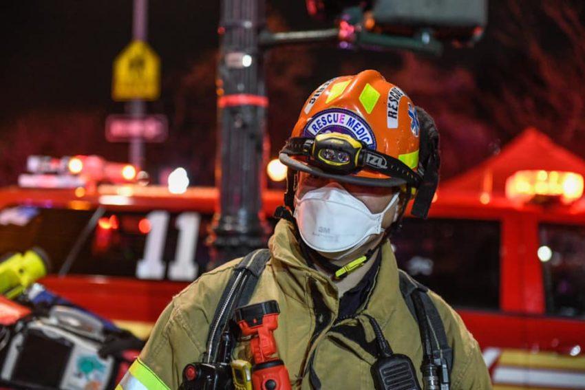 firefighter ppe med