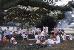 015 FSBCPH Training Union Beach Party, Bellows Beach, Windward Oahu, Hawaii, June 1961 (2)