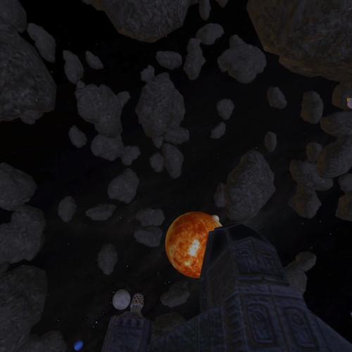 VR Game Developing