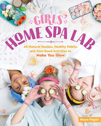 Girl's Home Spa Lab- book cover.jpg