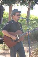 Dave Calandra, singer, guitarist, weddings