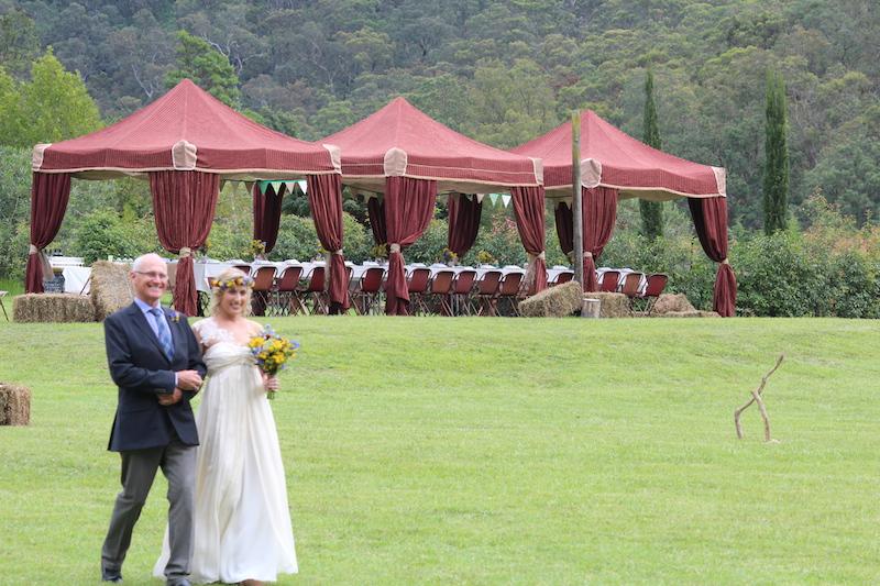 Hunter Valley Bohemian Wedding