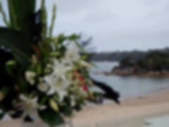 Wedding at Balmoral Bathers Balcony