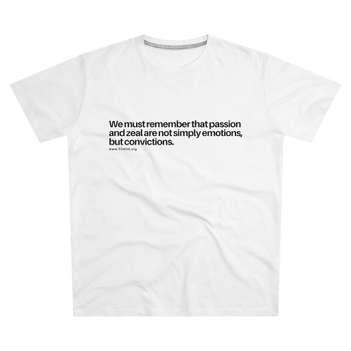 We Must Remember - Modern-fit Tee