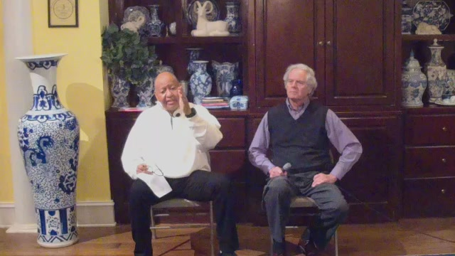 Join Biship Kirby & Pastor Dan Live