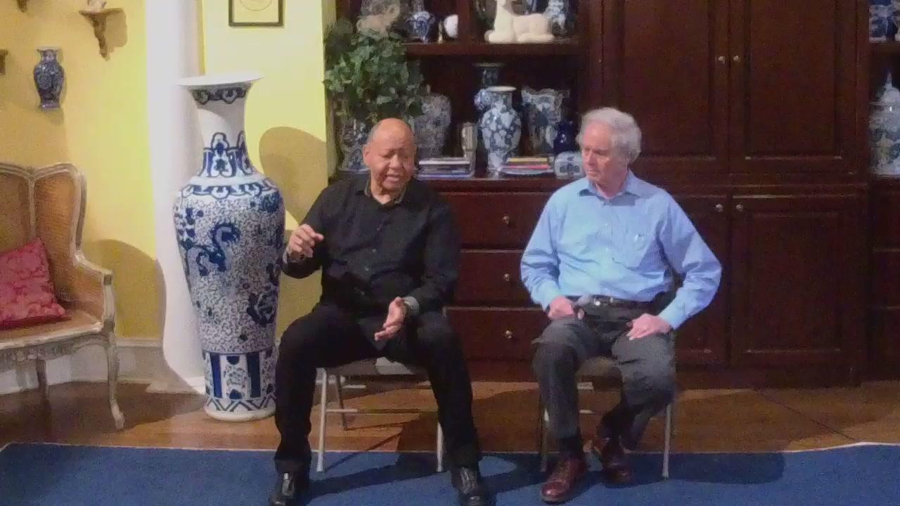 Bishop Kirby And Pastor Dan