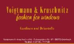 Voigtmann & Kruschwitz e.K.Vokietija