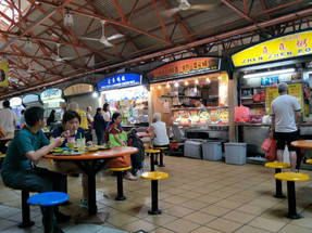 So, Singapore's hawker culture might soon be UNESCO listing