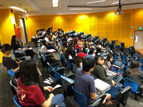 Sharing Session with Diploma in Retail Management Students at Temasek Polytechnic