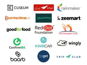World's 15 most innovative travel, tourism and hospitality Start-Ups.
