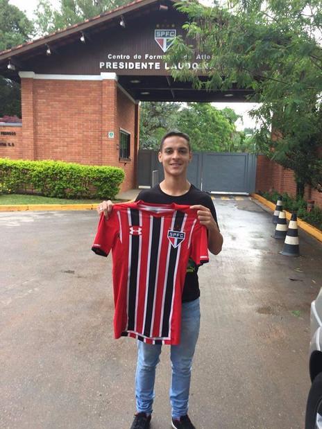 Promoção Antony e Arquibancada Tricolor.