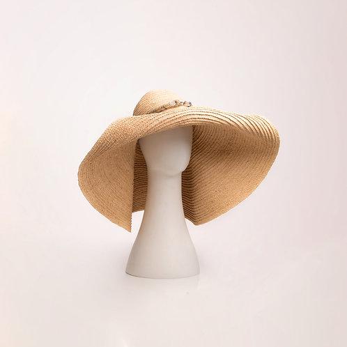 Extra large floppy sun hat