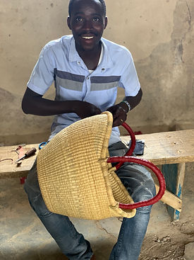 Straw-Basket-With-Leather-handles