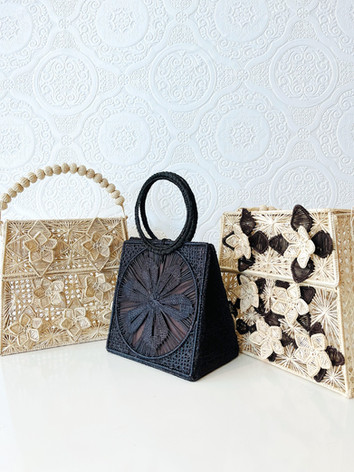 Straw Bags from Colombia