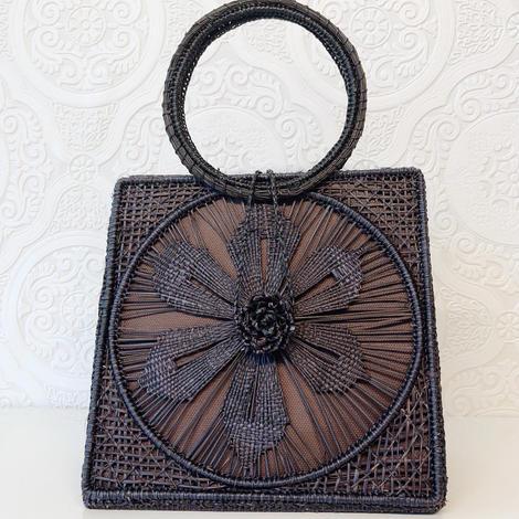 The Flora Bag- Tinto