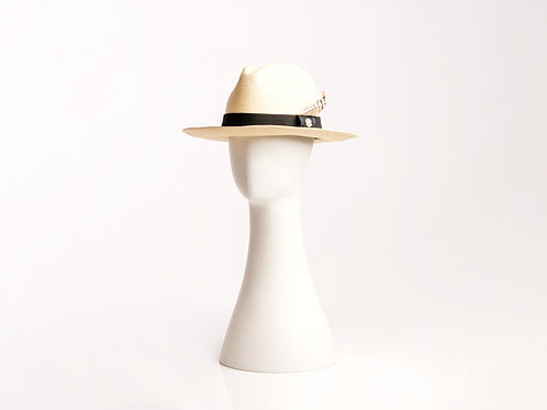 THE FINO HAT || NATURAL UNISEX