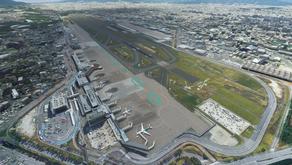 MSFS:SamScene3D 福岡空港リリース