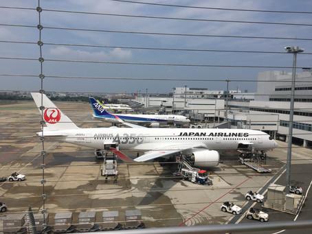 福岡空港 新展望デッキへ行ってみた!