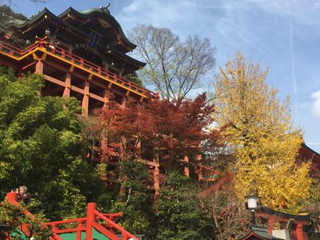長崎雲仙〜祐徳稲荷神社への旅