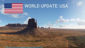 MSFS:WORLD UPDATE II: U.S