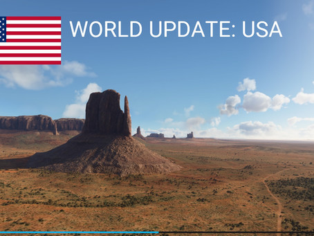 MSFS:WORLD UPDATE II: U.S