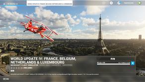 MSFS : Release 1.15.7.0 WORLD UPDATE IV FRANCE BENELUX