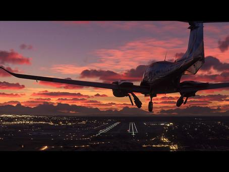 Microsoft Flight Simulator リリース間近