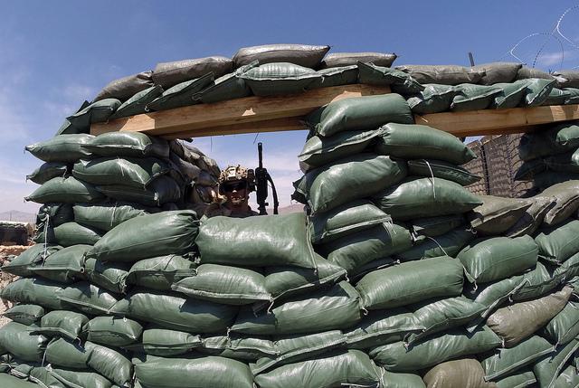 Sand Bag Durable Military Grade (3pcs)