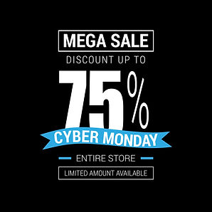 cyber-75%off