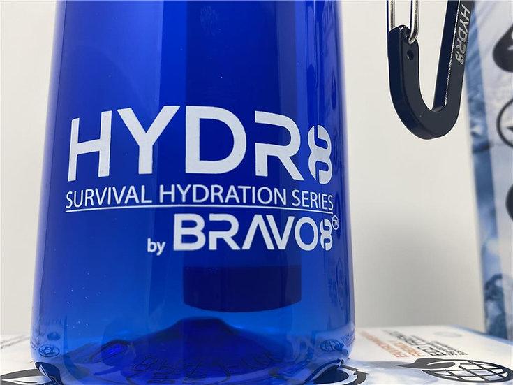 HYDR8 Water Filtration Bottle