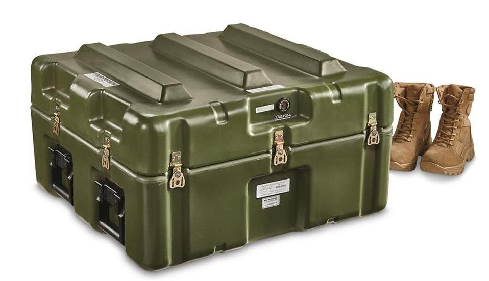 Legendary U.S. Military Issued Hardigg Case