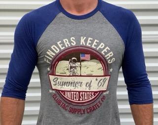 Finders Keepers Vintage T-Shirt