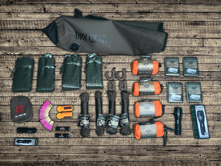 HURRICANE DORIAN Emergency Kit